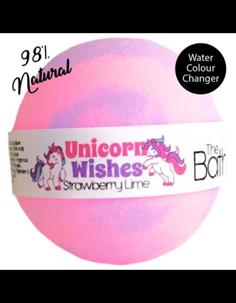 Unicorn Wishes Natural Bath Bomb