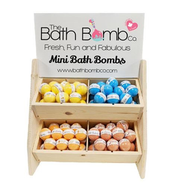 Mini Natural Bath Bomb