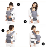 Beco Baby Carrier Beco Baby Carrier Gemini - Iris