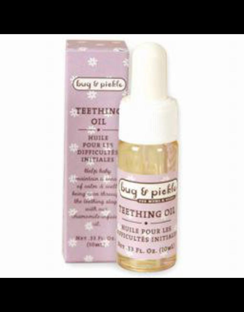 Bug & Pickle Baby Teething Oil