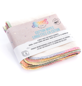 Bummis Cotton Wipes 6pk