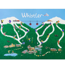 Butzi Whistler Placemat