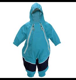 One Zipper Rainsuit
