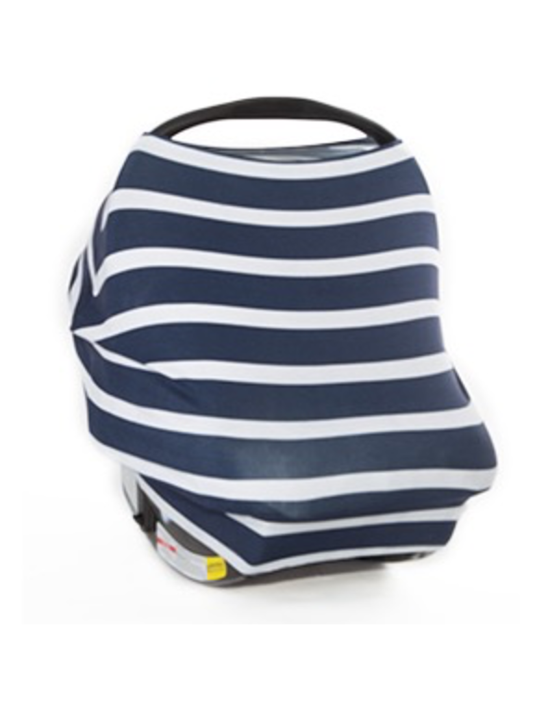 Carseat Canopy Stretch Cover - Lucas