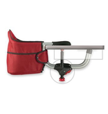 Caddy Hook-On Chair - Red
