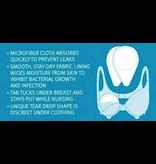 Bumgenius Milkdaze Nursing Pads - Stay Dry 3 Pair