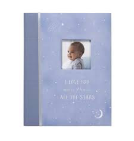 CR Gibson Wish Upon A Star Memory Book