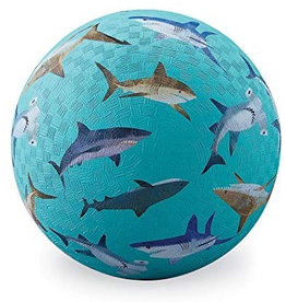 "Crocodile Creek 5"" Playground Ball - Sharks"