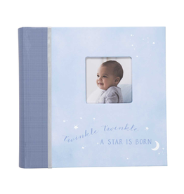 CR Gibson Wish Upon A Star Slim Bound Photo Journal Album
