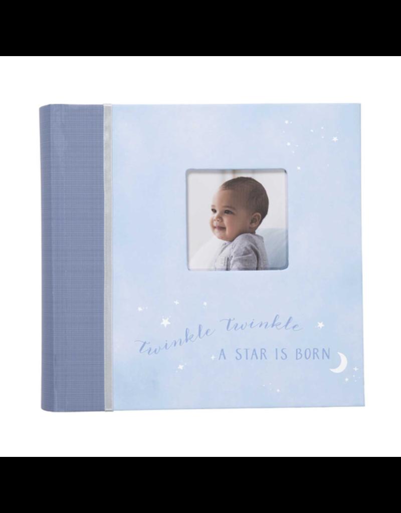 CR Gibson Wish Upon A Star Slim Bound Photo Journal Album