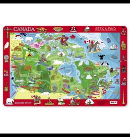 Crocodile Creek Placemat - Canada