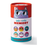 Crocodile Creek Canister Memory - Lots of Cats