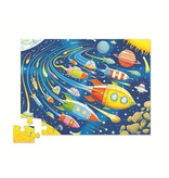 Crocodile Creek 24pc Canister Puzzle - Space Race