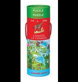 Crocodile Creek 200-pc. Puzzle+Poster - Canada
