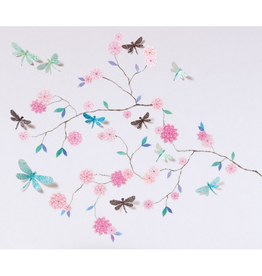 Djeco 3D Stickers - Dragonflies Tree