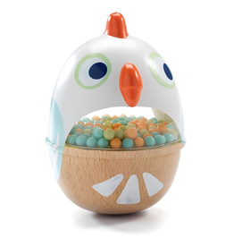 Djeco BabyCot Chick Rattle