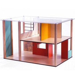 Djeco Cubic House