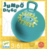 Djeco Jumpo Diego Bouncing Ball