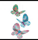 Djeco Lightweight - Glitter Butterflies