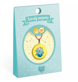 Djeco Lovely Surprise Necklace - Mermaid