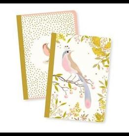 Djeco Little Notebooks - Tinou