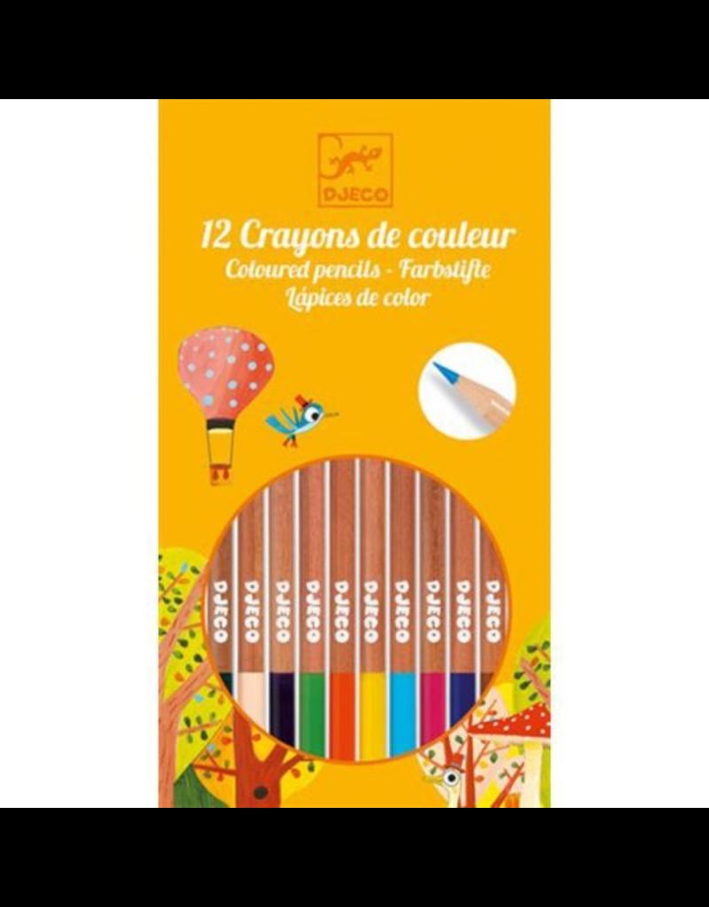 Djeco 12 Pencils
