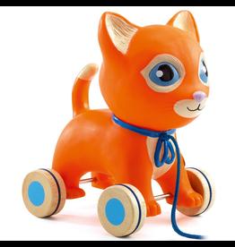 Djeco Pull-along Toy - Mila