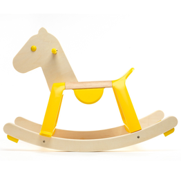 Djeco Rocking Horse - Yellow