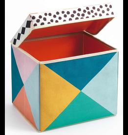 Djeco Toy Box & Seat