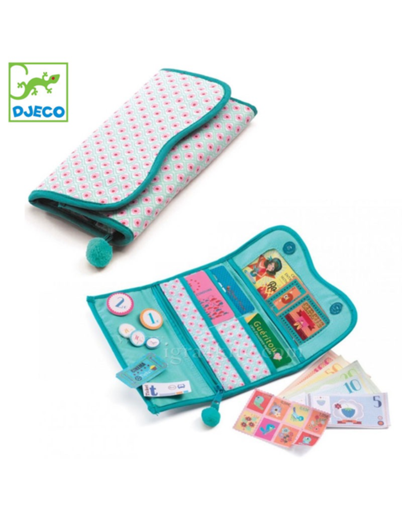 Djeco Play Wallet