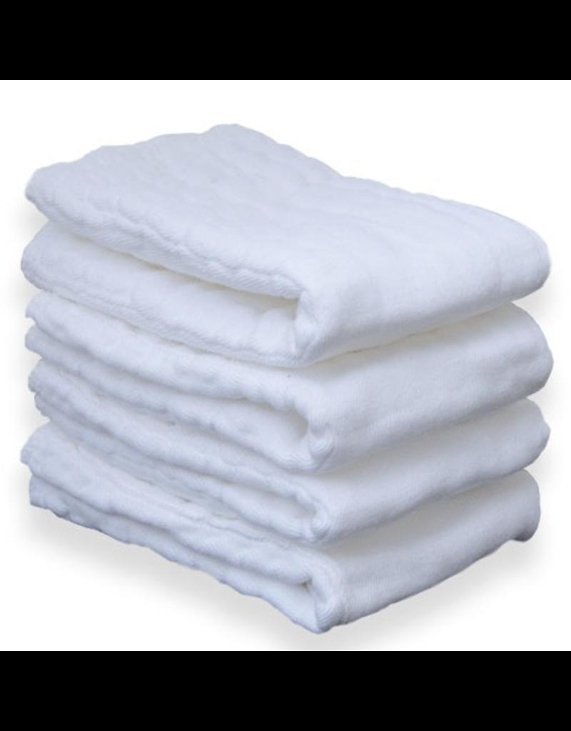 Prefolds Large - Regular Cotton (6pk)