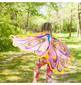 Fanciful Fabric Wings