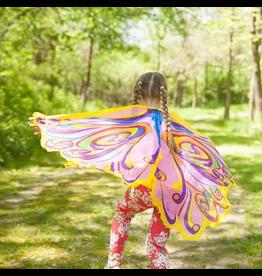 Fanciful Fabric Wings