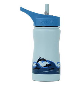 Eco Vessel Dolphin Frost Bottle