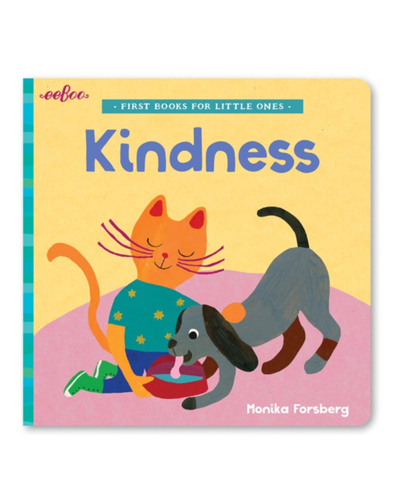 Eeboo First Books for Little Ones Kindness