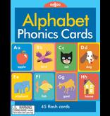Eeboo Alphabet & Phonics Flash Cards