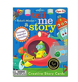 Eeboo Tell Me A Story - Robot Mission