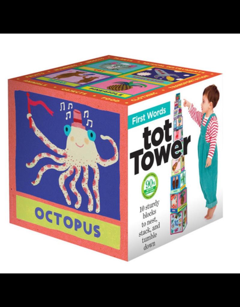 Eeboo Tot Towers - First Words