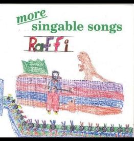 Raffi More Singable Songs CD