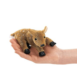 Folkmanis Finger Puppet - Fawn