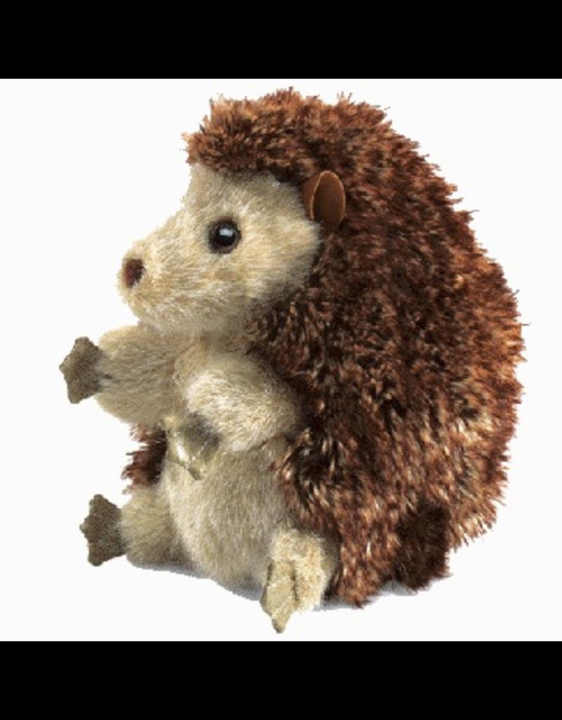 Folkmanis Finger Puppet - Hedgehog