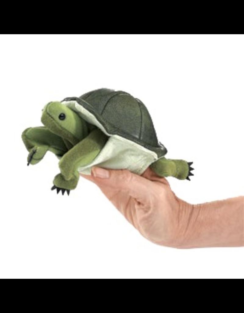 Folkmanis Finger Puppet - Turtle