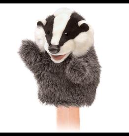 Folkmanis Little Badger