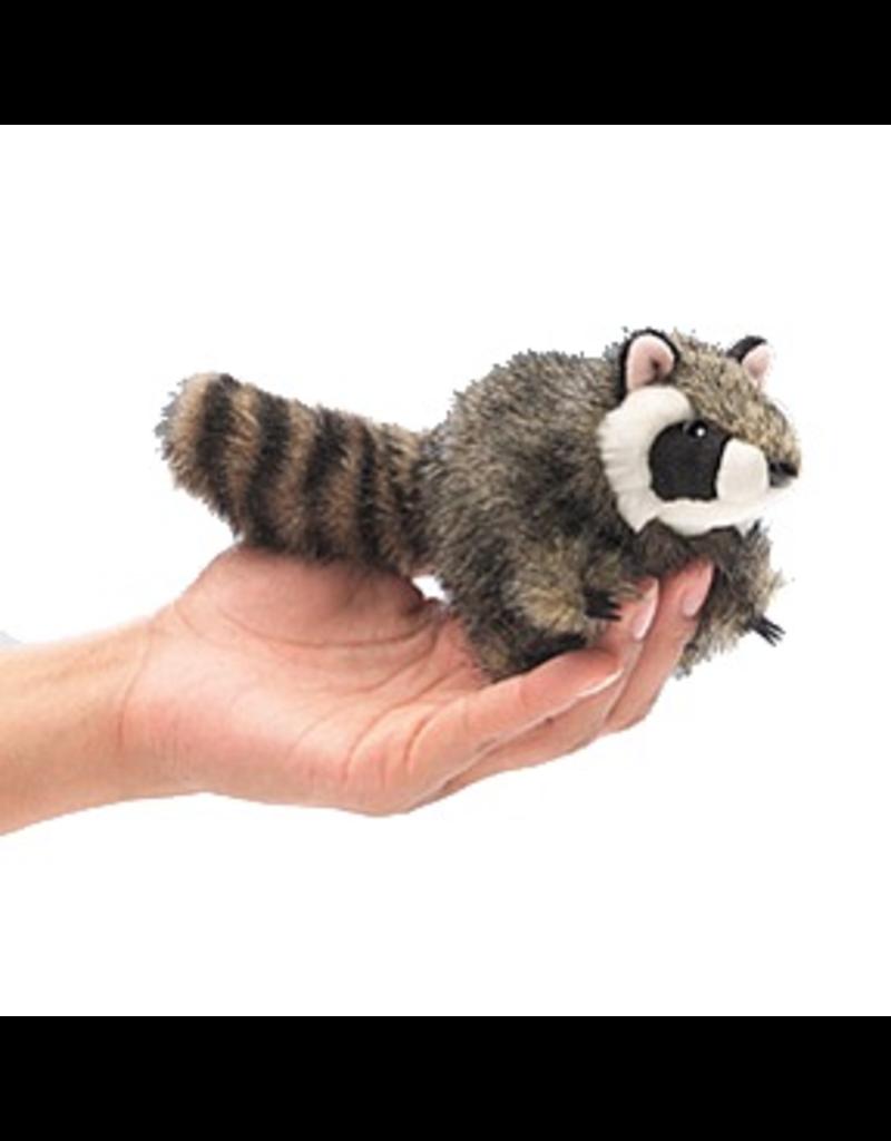 Folkmanis Finger Puppet - Raccoon
