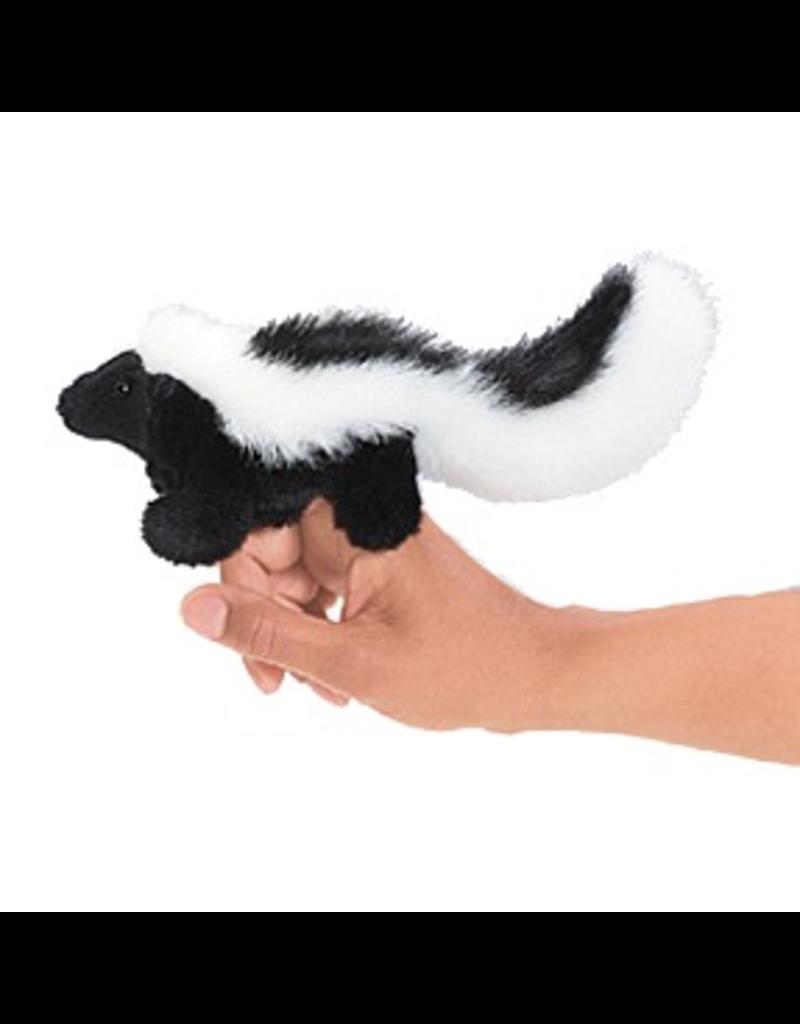 Folkmanis Finger Puppet - Skunk