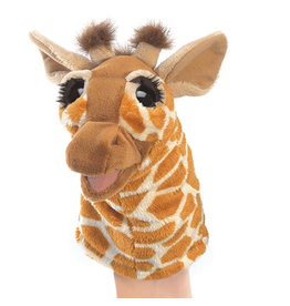 Folkmanis Little Giraffe