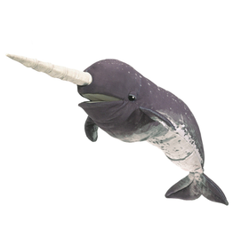 Folkmanis Narwhal