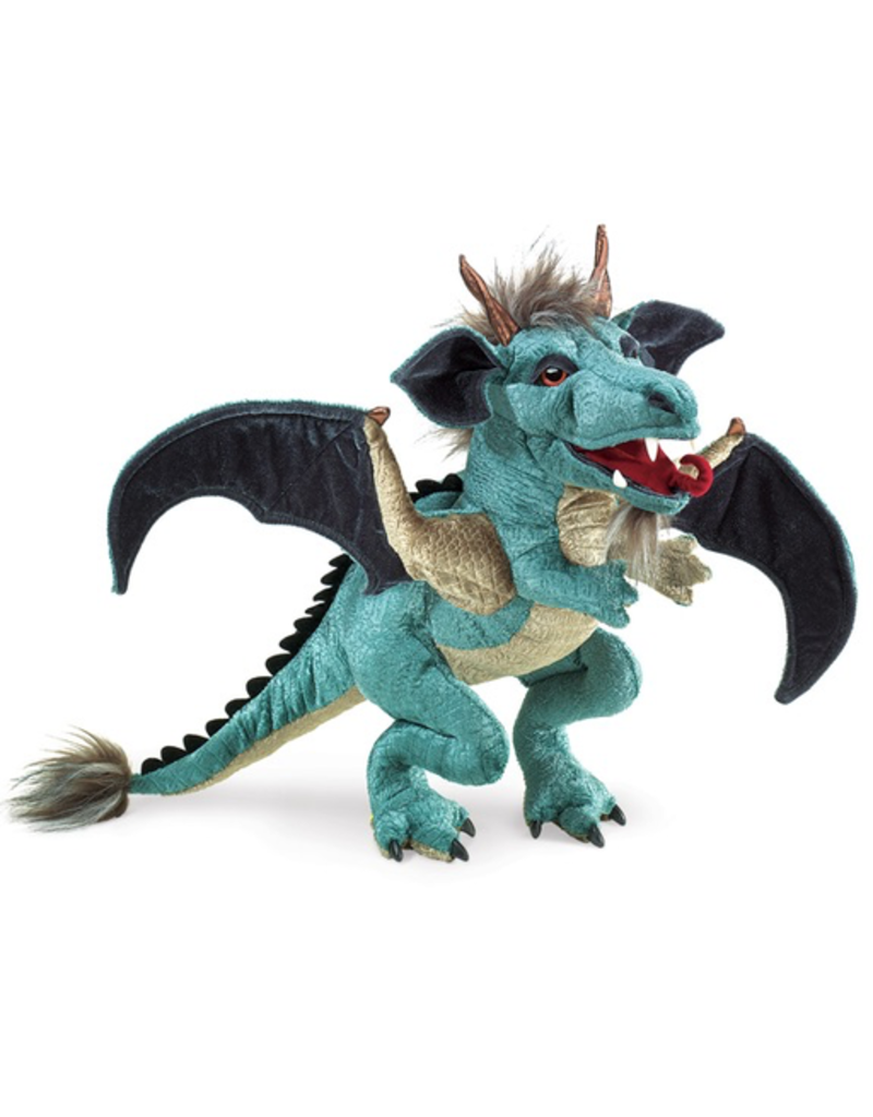 Folkmanis Sky Dragon Puppet