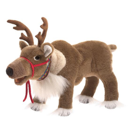 Folkmanis Reindeer 'Sven' Puppet
