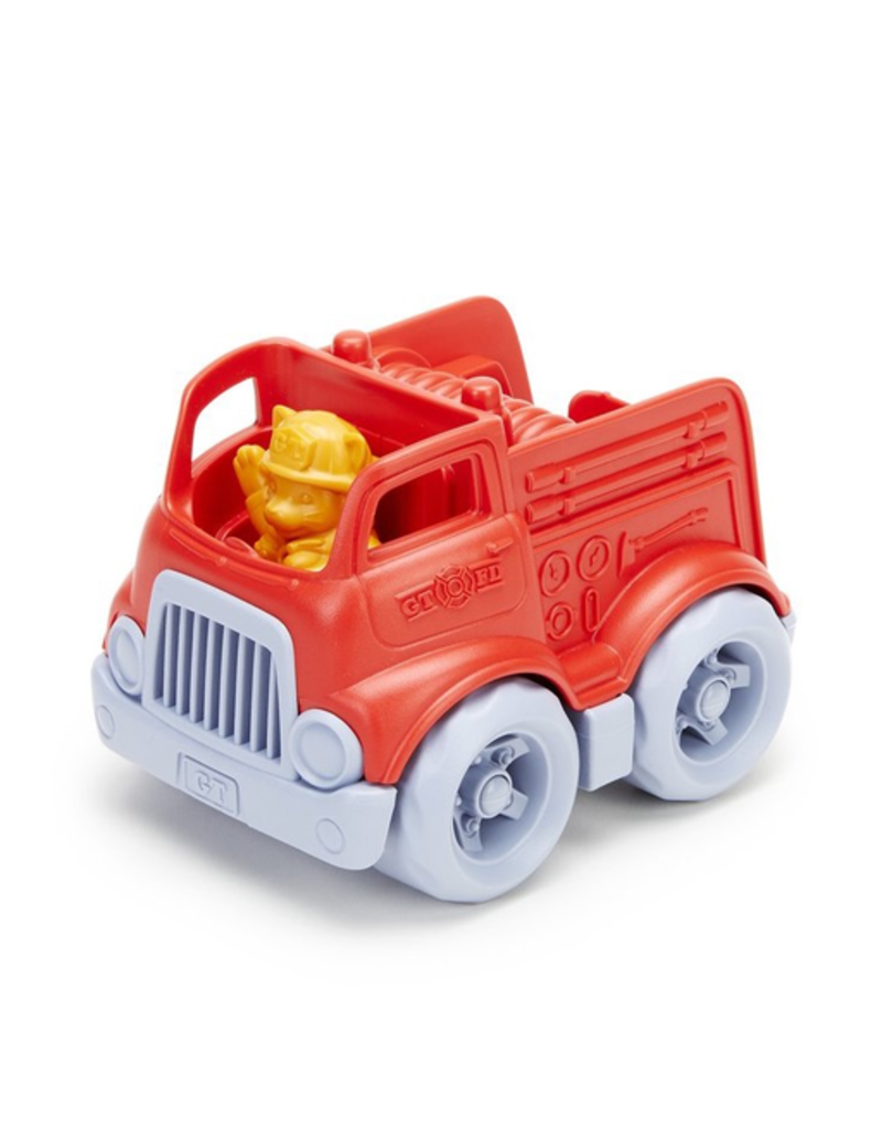 Green Toys Green Toys Mini Fire Engine
